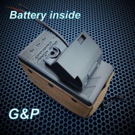 G&P Короб для М249 (KIT - Набор) Батарейка внутри.