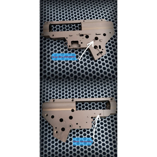 CNC Gearbox V2 ( Bullgear) 8мм GEN2  (Анодирование )