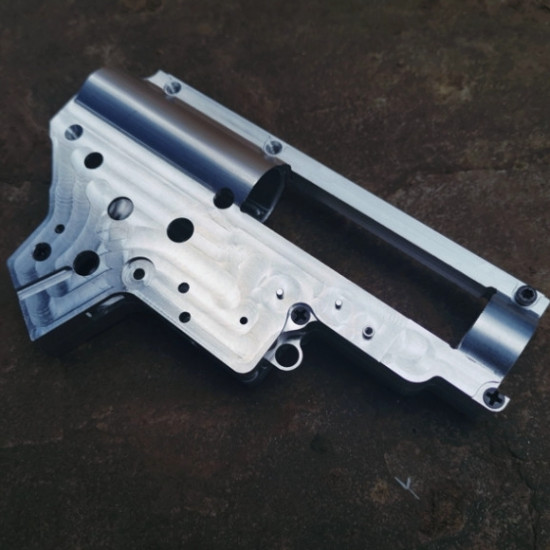 CNC Gearbox V2 ( Bullgear) 8мм GEN2
